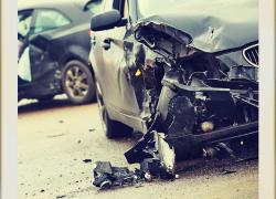 EFT pour un accident de voiture